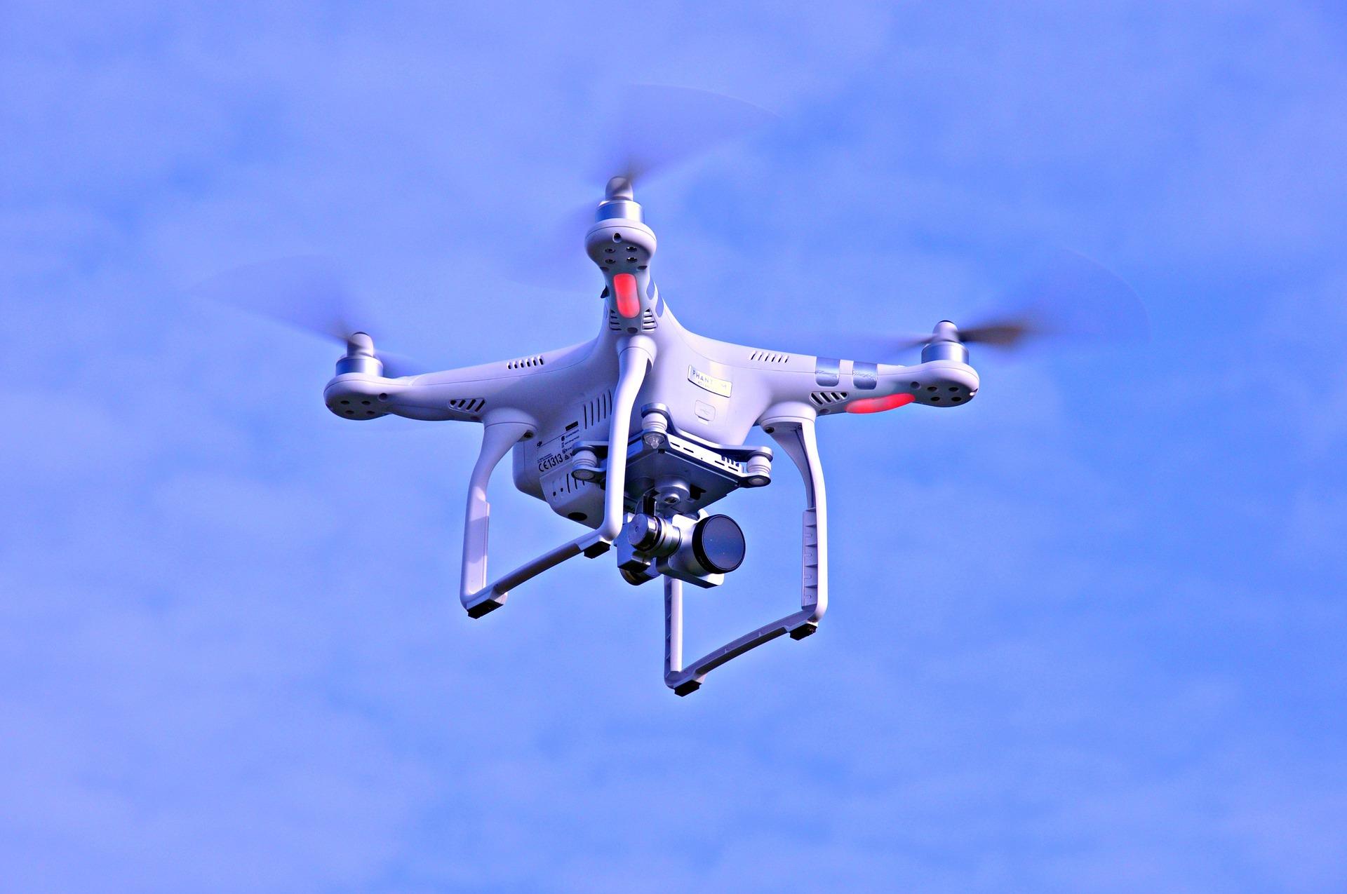 Drone bedrukken