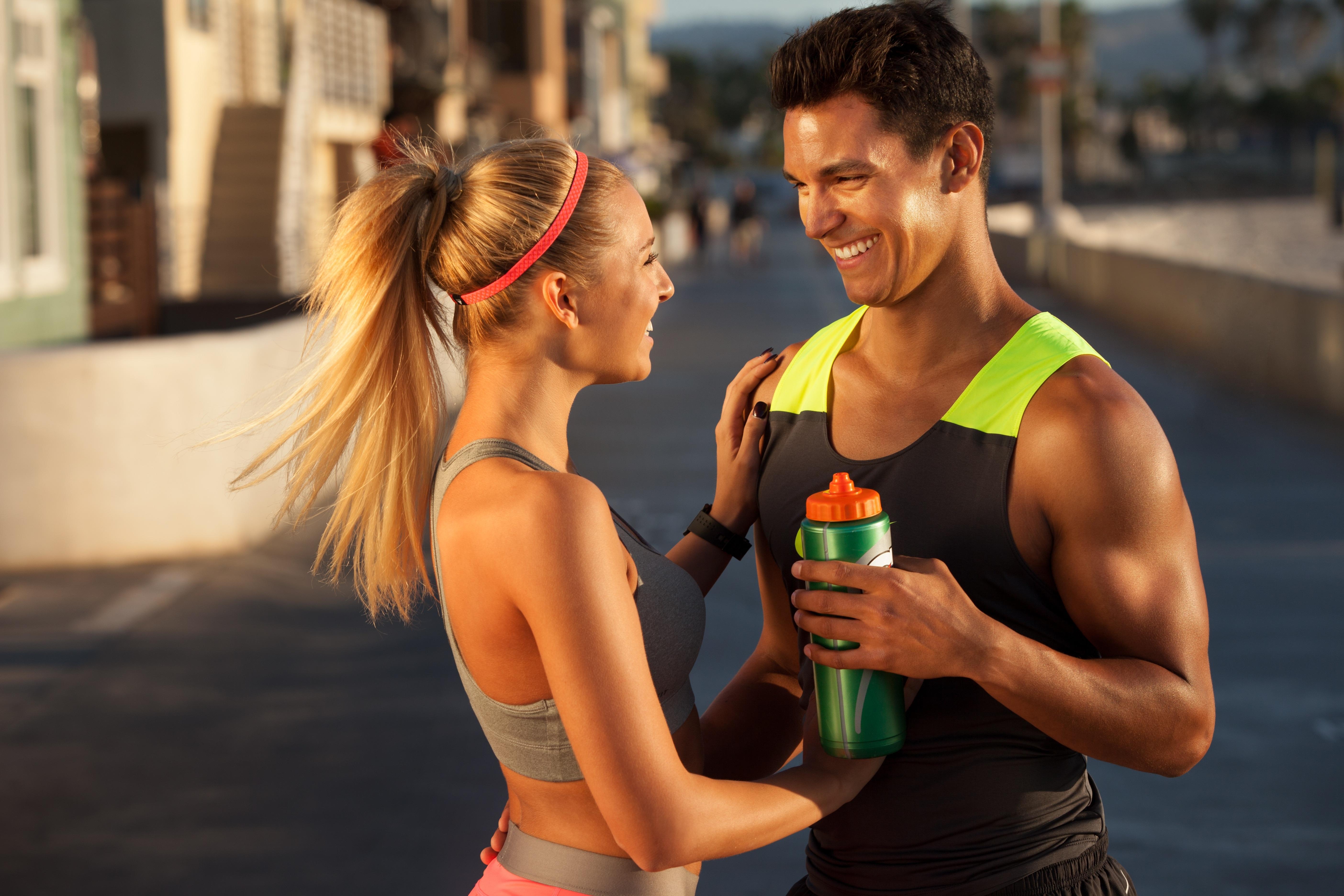 Fitness promotieartikelen